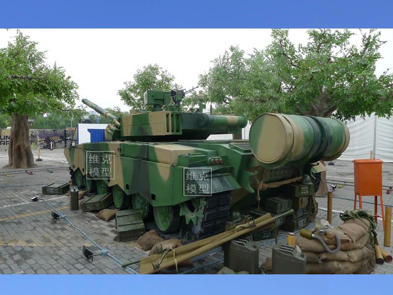 北京维克世纪注册送38彩金-99式坦克
